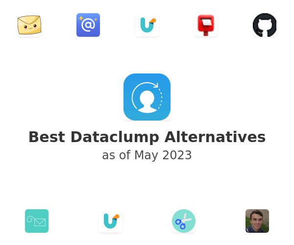 Best Dataclump Alternatives