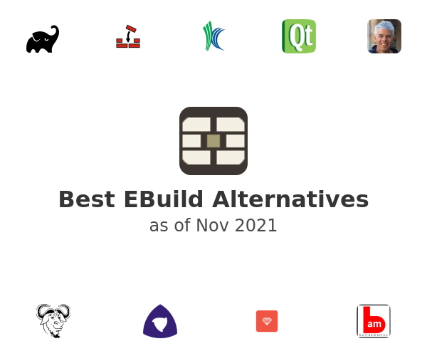 Best EBuild Alternatives