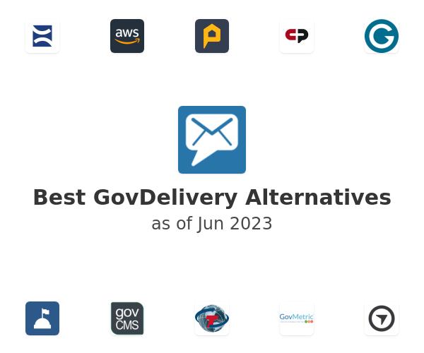 Best GovDelivery Alternatives