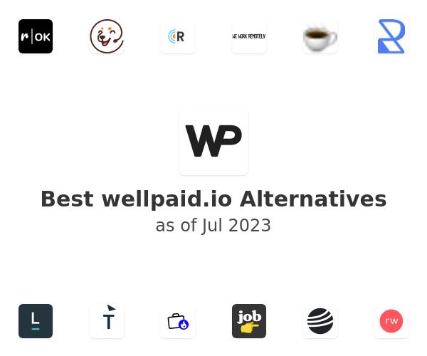 Best wellpaid.io Alternatives