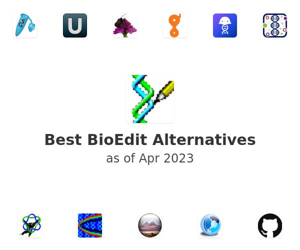 Best BioEdit Alternatives