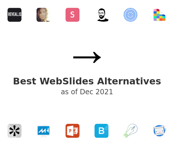 Best WebSlides Alternatives