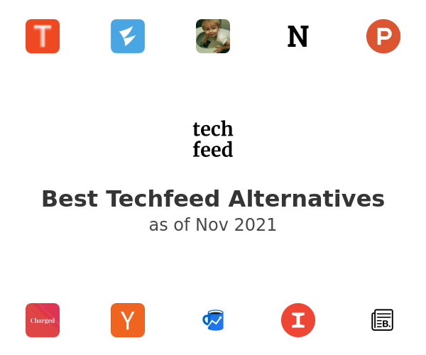 Best Techfeed Alternatives