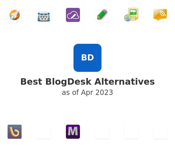Best BlogDesk Alternatives