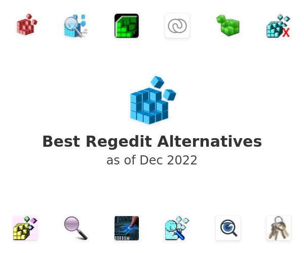 Best Regedit Alternatives