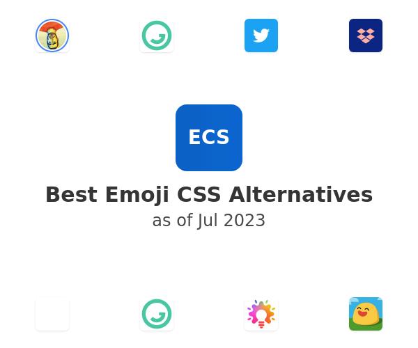 Best Emoji CSS Alternatives