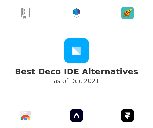 Best Deco IDE Alternatives