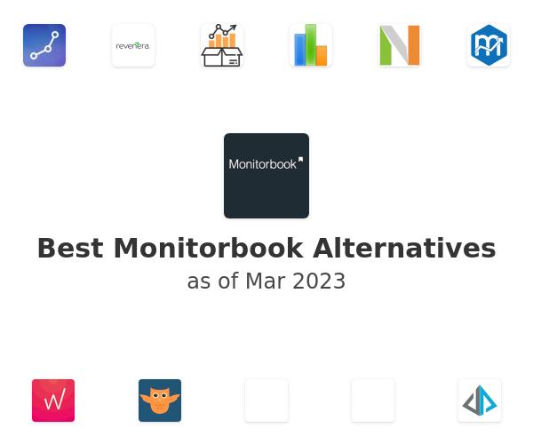 Best Monitorbook Alternatives
