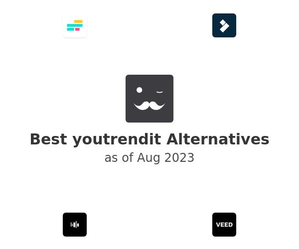 Best youtrendit Alternatives