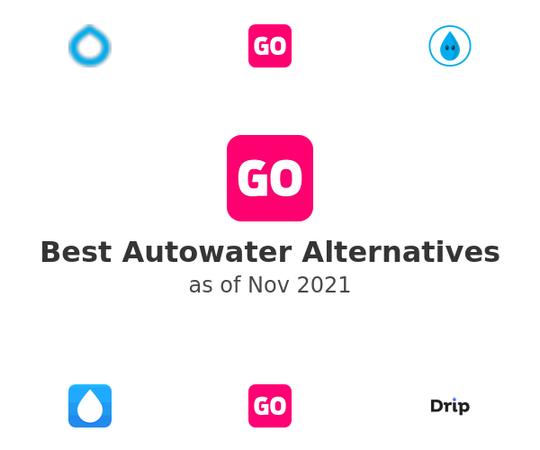 Best Autowater Alternatives