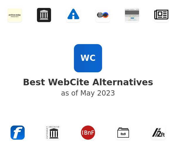 Best WebCite Alternatives