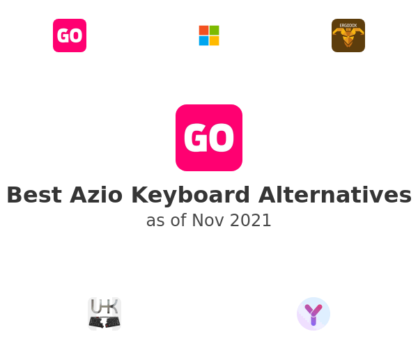 Best Azio Keyboard Alternatives