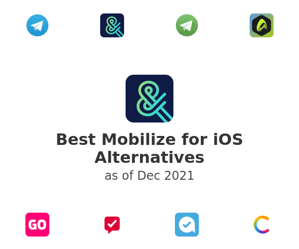 Best Mobilize for iOS Alternatives