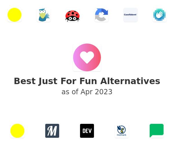 Best Just For Fun Alternatives