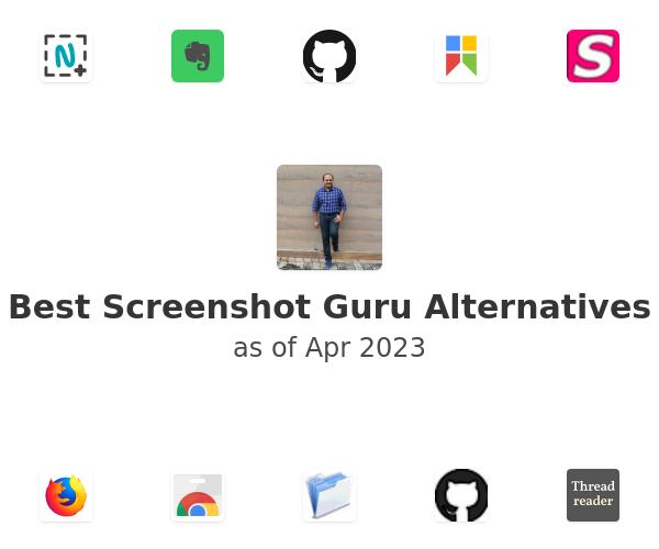 Best Screenshot Guru Alternatives