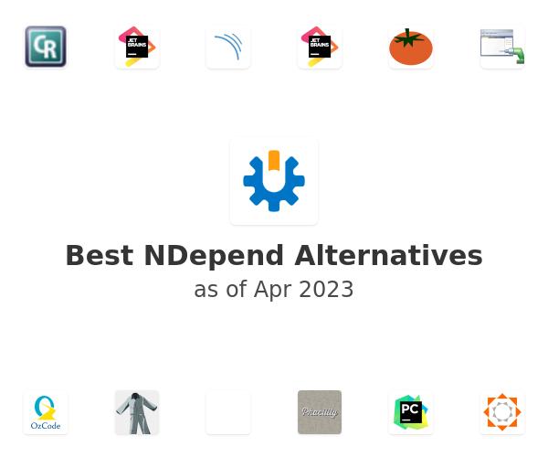 Best NDepend Alternatives