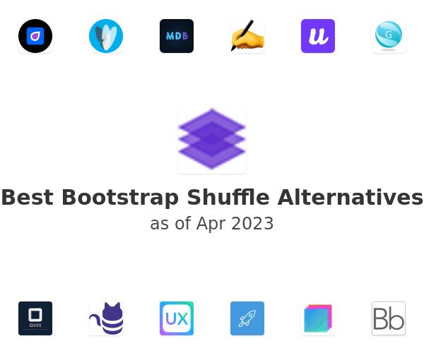 Best Bootstrap Shuffle Alternatives