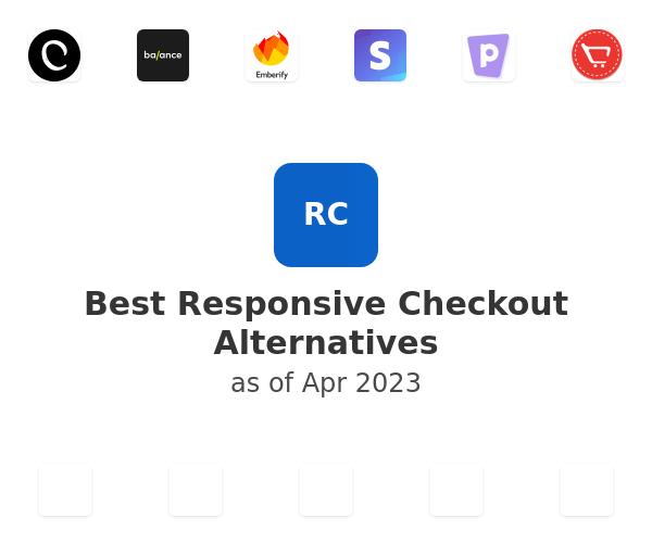 Best Responsive Checkout Alternatives