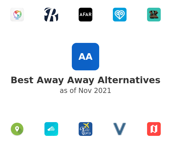 Best Away Away Alternatives