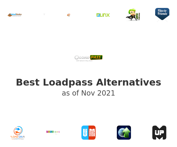 Best Loadpass Alternatives