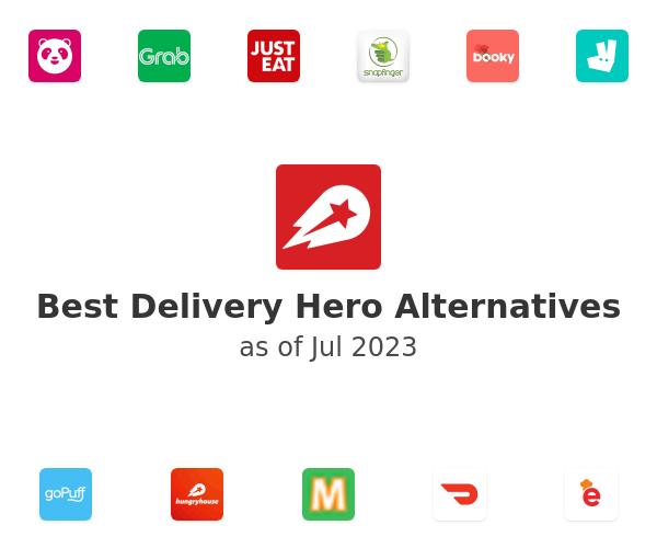 Best Delivery Hero Alternatives