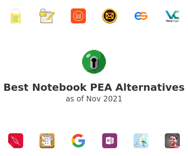 Best Notebook PEA Alternatives