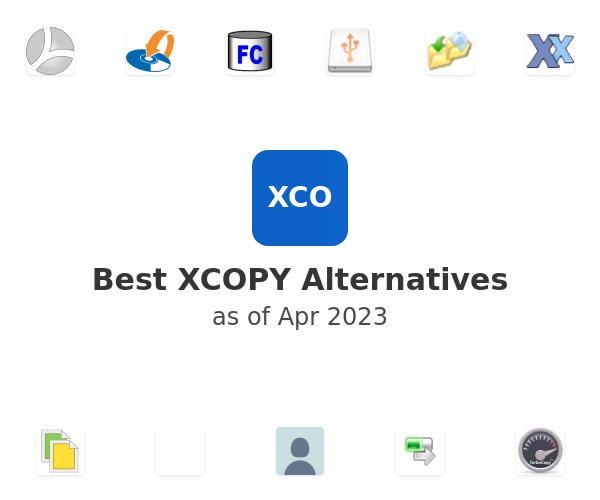 Best XCOPY Alternatives