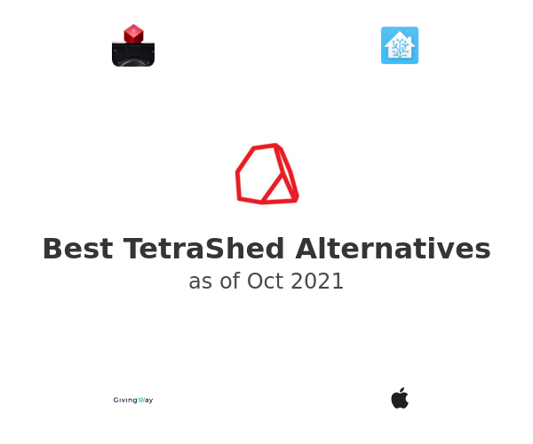 Best TetraShed Alternatives