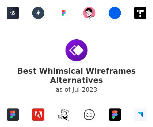 Best Whimsical Wireframes Alternatives