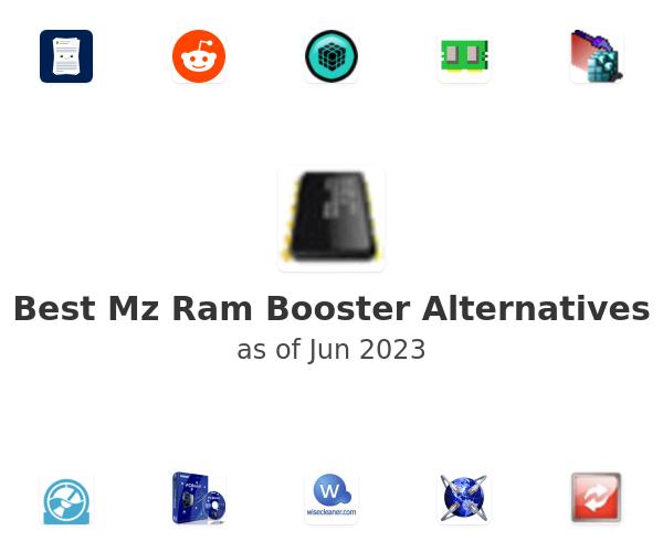 Best Mz Ram Booster Alternatives