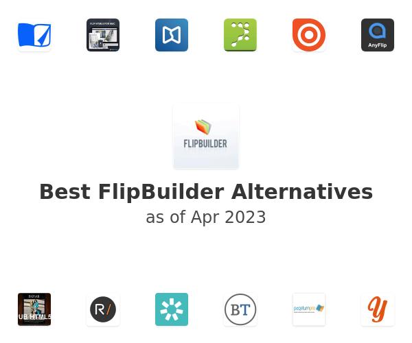 Best FlipBuilder Alternatives