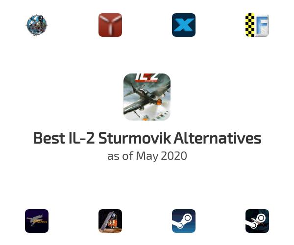 Best IL-2 Sturmovik Alternatives