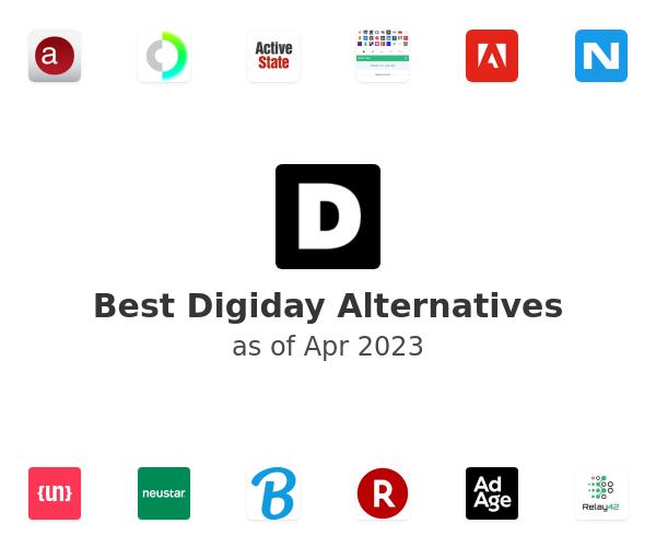 Best Digiday Alternatives
