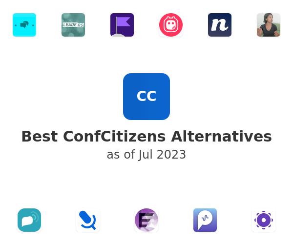 Best ConfCitizens Alternatives