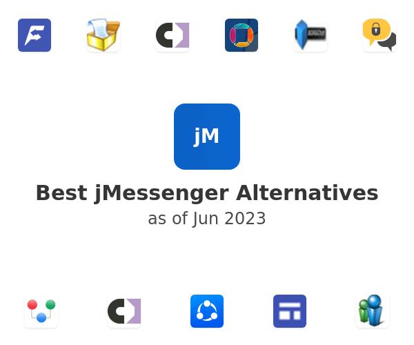 Best jMessenger Alternatives