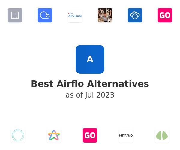 Best Airflo Alternatives