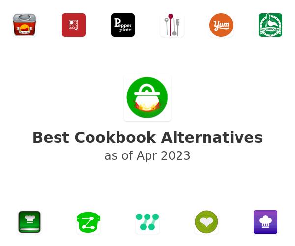 Best Cookbook Alternatives