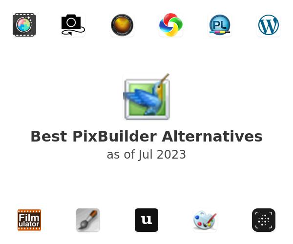 Best PixBuilder Alternatives