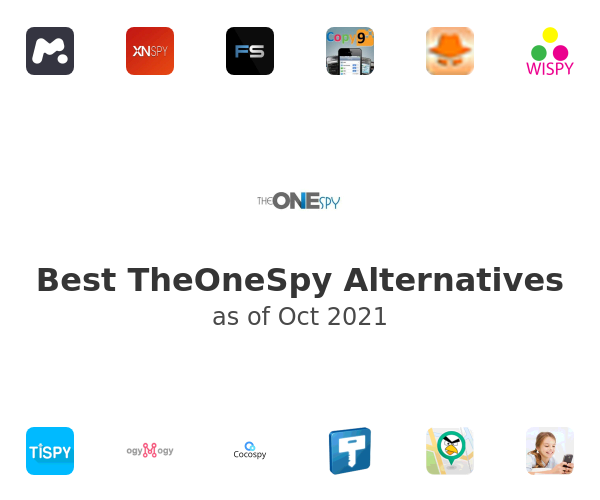 Best TheOneSpy Alternatives