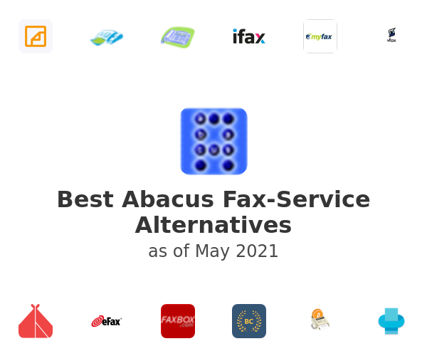 Best Abacus Fax-Service Alternatives