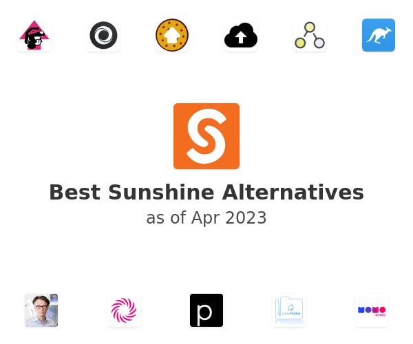 Best Sunshine Alternatives