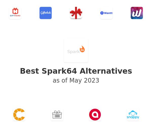 Best Spark64 Alternatives