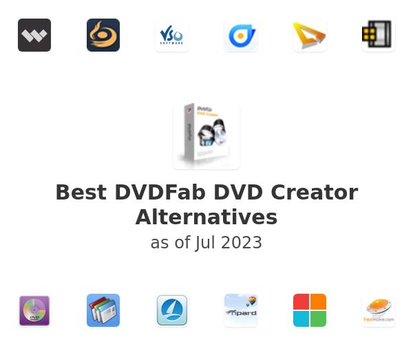 Best DVDFab DVD Creator Alternatives
