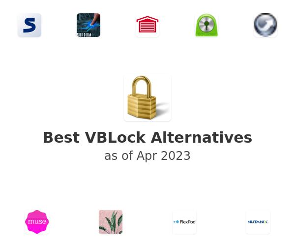 Best VBLock Alternatives