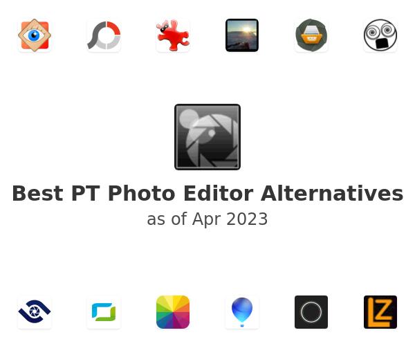 Best PT Photo Editor Alternatives