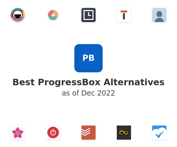 Best ProgressBox Alternatives