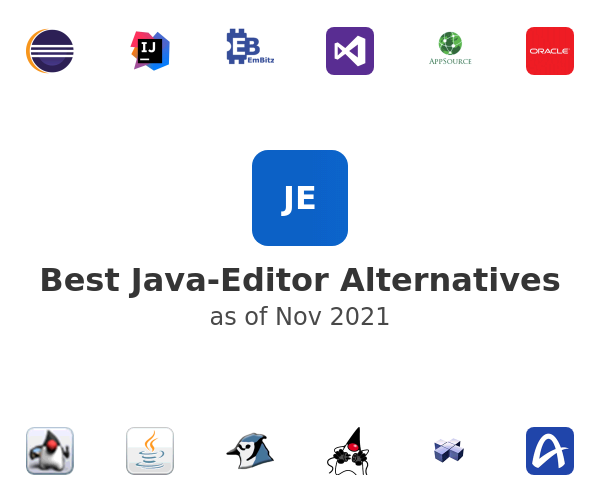 Best Java-Editor Alternatives