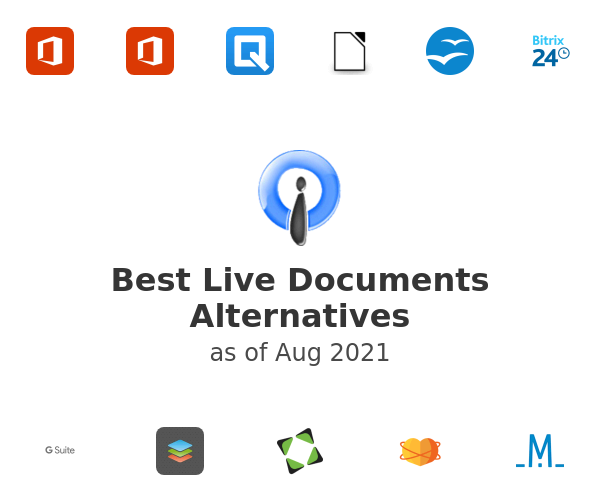 Best Live Documents Alternatives