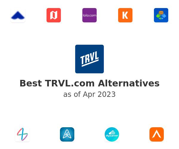 Best TRVL.com Alternatives