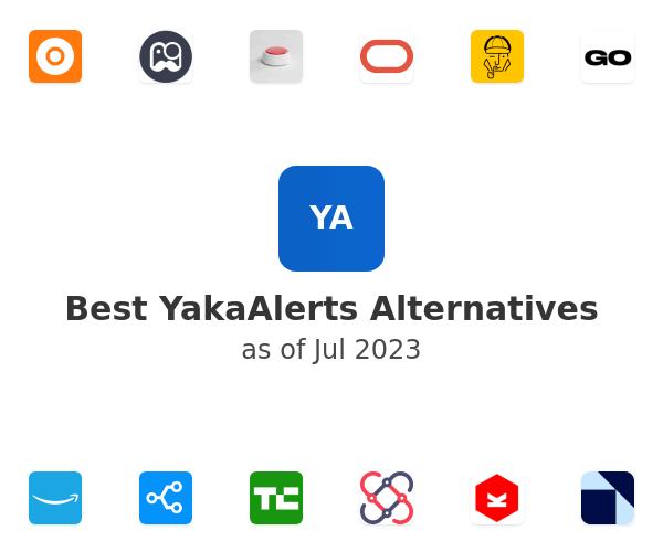 Best YakaAlerts Alternatives